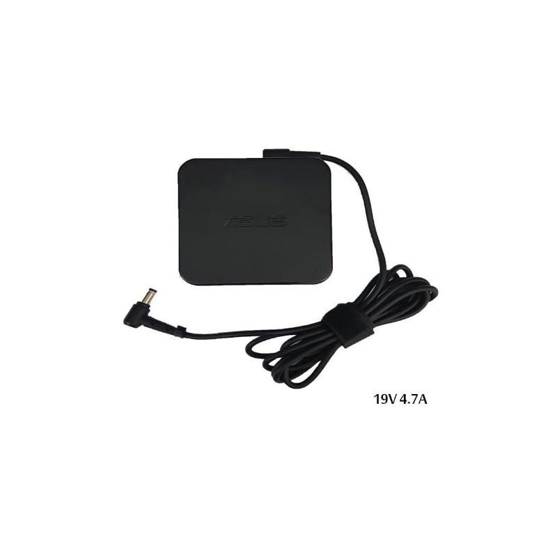قیمت خرید فروش آداپتور لپ تاپ ایسوس 19ولت 4.7 آمپر مربعی /Asus Laptop Adaptor 19V 4.7A Square